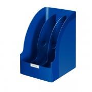 Stojan na časopisy Leitz Jumbo Plus Modrá