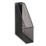 Drátěný program - stojan na katalogy 250x72x315mm černý