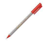 Liner Edding 89 EF 0,3 mm červený