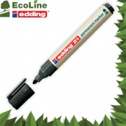 Popisovač perm. Edding EcoLine 21 1,5-3 mm černý