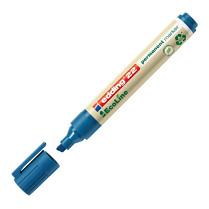 Popisovač perm. Edding EcoLine 22 1-5 mm modrý