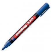 Popisovač perm. Edding 370 1,0 mm modrý