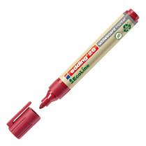 Popisovač bílé tabule Edding EcoLine 28 1,5-3 mm červený