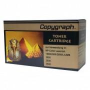 No Name kompatibilní toner s Q3961A, cyan, 4000str., pro high capacity, HP Color LaserJet 2550, 2820, 2840, Copygraph