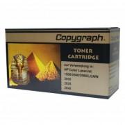 No Name kompatibilní toner s Q3962A, yellow, 4000str., pro high capacity, HP Color LaserJet 2550, 2820, 2840, Copygraph