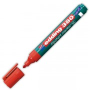 Popisovač na flipchart Edding 380 1,5-3 mm červený