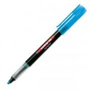 Zvýrazňovač Edding 66 klínový hrot 1-4 mm modrý
