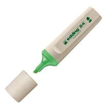 Zvýrazňovač Edding Ecoline 24 klínový hrot 2-5 mm zelený