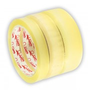 Lepicí páska AERO 15mm_x_66m čirá