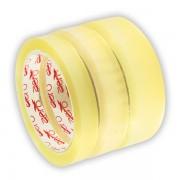 Lepicí páska AERO 19mm_x_66m čirá