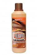 Pulirapid Legno čistič na dřevěné podlahy 1000 ml