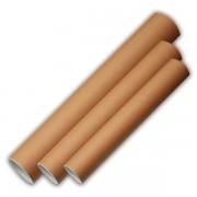 Tubus kartonový hnědý ø 52 mm x 74 cm