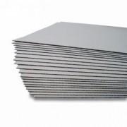 Papír lepenka vlna B 105x100cm hnědá hnědá
