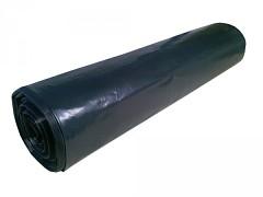 Odpadkové pytle 200L, 10ks 100x120cm černé