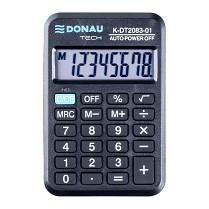 Kalkulačka Rebell Starlet kapesní černá