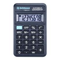 Kalkulačka Rebell Starlet kapesní fialová