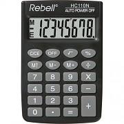 Kalkulačka Rebell HC 108 BX (inovace k HC 110N) kapesní