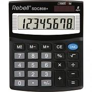 Kalkulačka Rebell SDC 408 BX (inovace k SDC 808+) stolní