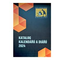 Katalog kalendářů a diářů 2021