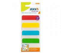 Extra pevné záložky Stick'n 38x51mm, 4x6 záložek