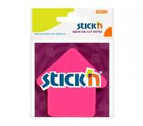 Samolepicí bločky Stick'n - výsek šipka 70 x 70mm 50 lístků