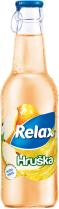 RELAX nápoj 24x250ml Hruška - sklo