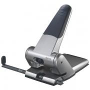 Velkokapacitní děrovačka Leitz 5180 65listů Stříbrná