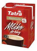 Mléko do kávy Tatra premium 4% 500g