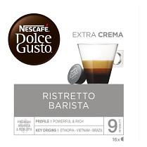 Káva Nescafé Dolce Gusto Espresso Barista 16 kapslí