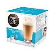 Káva Nescafé Dolce Gusto Cappuccino Ice 8 + 8 kapslí