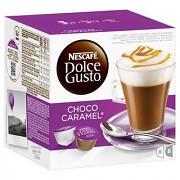Káva Nescafé Dolce Gusto Chococino Caramel 8 + 8 kapslí