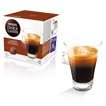 Káva Nescafé Dolce Gusto Lungo Intenso 16 kapslí