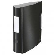 Mobilní pořadač Leitz 180° ACTIVE Style A4 82mm Saténově černá