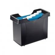 Zásobník na závěsné desky Leitz PLUS Černá