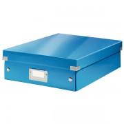 Střední organizační krabice Leitz Click & Store Modrá