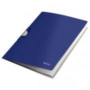 Desky s klipem Leitz Style Titanově modrá