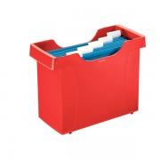 Zásobník na závěsné desky Leitz PLUS Červená