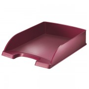 Odkladač Leitz Style Granátově červená
