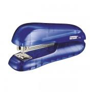 Malá sešívačka Rapid F6 20 listů průhledná modrá, blistr