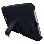 Kryt se stojánkem Leitz Complete pro Samsung Galaxy S4 mini Černá