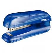 Mini sešívačka Rapid F5, 10listů, průhledná modrá