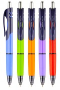 Kuličková tužka Spoko Triangle mix barev