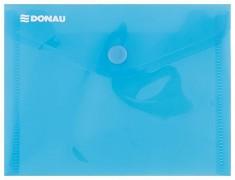 Kapsa s patentkou Donau A6 modrá