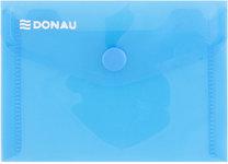 Kapsa s patentkou Donau A7 modrá
