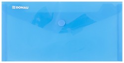Kapsa s patentkou Donau DL modrá