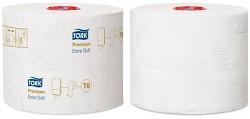 Toaletní papír Tork Mid-size 127510 extra jemný 3-vrstvý 27 rol. T6 bílá