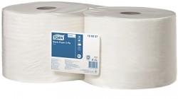 Utěrky papírové TORK Basic 129237 2-vrstvé bílé