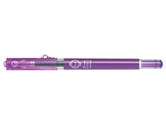 Roller gel. jehličkový Pilot G-TEC-C Maica extra tenký hrot 0,4 mm fialový