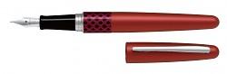 Pero plnicí PILOT Middle Range Retro Pop Collection červené + dárková krabička a taška