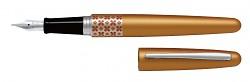 Pero plnicí PILOT Middle Range Retro Pop Collection oranžové + dárková krabička a taška